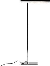 Nimbus Stehlampe chrom,Handarbeit;Qualität aus