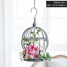 NIMEYX 1 Stück Künstliche Blume Hausgarten