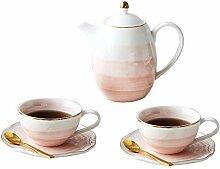 ning88llning5 Kaffeetasse Eingestellt Keramik