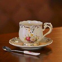 ning88llning5 Kaffeetasse Elfenbein Porzellan