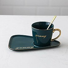 ning88llning5 Keramik Kaffeetasse Untertasse