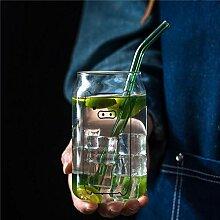 ning88llning5 Tasse 2 Stücke Tier Muster Glas