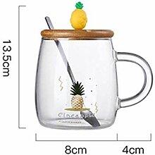ning88llning5 Tasse Kaktus Erdbeer Ananas Glas