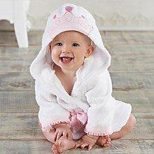 Ningb Prinzessin Crown Kinder BadetuchDecken