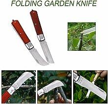 ningxiao586 Pfropfen und Beschneiden Messer,