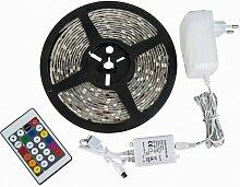 Nino Leuchten Power-LED-Flexband RGB 200 cm IP44