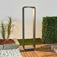 Ninon - LED-Wegeleuchte mit abgerundeten Ecken