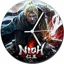 Nioh Wanduhren Wall Clock 20cm