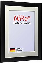 NiRa35 MDF Bilderrahmen für 16 cm x 39 cm Bilder