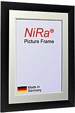 NiRa35 MDF Bilderrahmen für 18 cm x 34 cm Bilder
