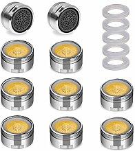 Nirox 10x Wasserhahn-Strahlregler im Set -