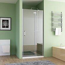 Nischentür Duschabtrennung Duschwand Dusche