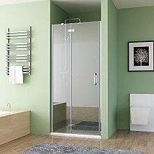 Nischentür Duschabtrennung Falttür Duschwand