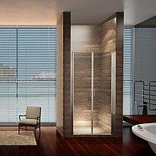 Nischentür für Duschen Duschabtrennung Duschtür