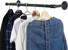 Nisorpa Industrie-Rohr-Kleiderständer, 80 x 30