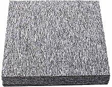 Nisorpa Strapazierfähige Teppichbodenfliesen,