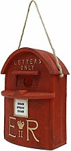 Nistkasten Vogelhaus Roter Englischer Briefkasten