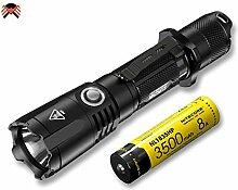 Nitecore MH25GTS USB Wiederaufladbare Taschenlampe