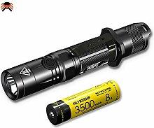 Nitecore P12GTS LED Taschenlampe Extrem Hell 1800