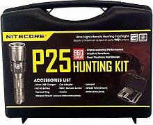 NiteCore P25Jagd Kit, schwarz