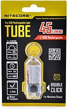 NiteCore Wasserdicht Tiny Taschenlampe USB