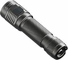 Niteye ec-r261080lm KOMPAKT Outdoor Taschenlampe mit xp-l LED–schwarz
