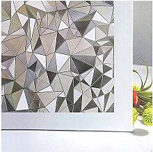 Niviy 3D-Fensterfolie, kein Kleber, Stati,