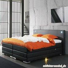 Nixon Boxspringbett Hotelbett Amerikanisches Bett