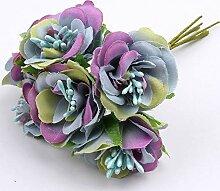 Niya Soft blumenstraußfür Hochzeit Dekoration