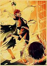 Njuxcnhg Retro japanische Anime TV Retro Bilder