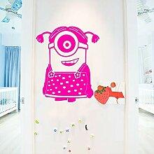 nkfrjz Beauty one Eyed Monster wandaufkleber DIY