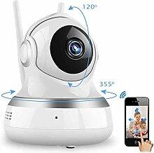 NMDD 1080P FHD WiFi IP-Kamera Babyphone mit