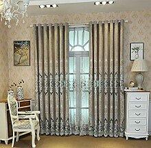 NMDD Vorhänge Gehobene Wohnzimmer Vorhänge