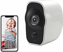 NMDD WiFi-Kamera, Babyphone, HD-Indoor-IP-Kamera