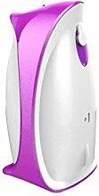 NN Schnurloses Mute Timing Von Öl Aroma Von Gereinigter Luft Luftbefeuchter Lade Home-Office , Pink , 128*71*135Mm,pink,128*71*135mm