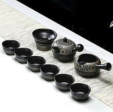 No-branded Teekanne Japanese Black Taogong Fu
