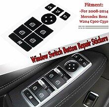 NO LOGO KF-Griff 1pc Auto-Fenster-Schalter Taste