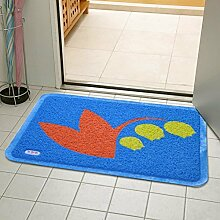 No-rutschen-matte/Foot Pad/Bodenmatte/Badezimmer-matten/Haushalt Küche Matten/Environmental Matten-A 45x65cm(18x26inch)