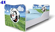 Nobiko Babybett Kinderbett Bett Schlafzimmer