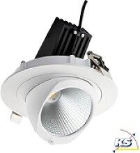 nobilé LED Einbaustrahler LED SHOP LIGHT 150, 32W