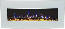 Noble Flame Detroit 1220 - gewölbter Elektrokamin