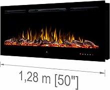 """Noble Flame Paris Schwarz 1280 (128 cm / 50"""") -"""