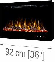 """Noble Flame Paris Schwarz 920 (92 cm / 36"""") -"""