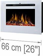 Noble Flame Paris White 660 - Elektrokamin