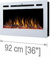 Noble Flame Paris White 920 - Elektrokamin
