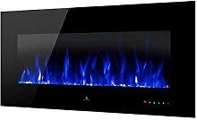 Noble Flame Vegas 1220 Schwarz - Elektrokamin