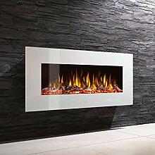 Noble Flame Vegas 1380 Weiß - Elektrokamin