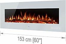 Noble Flame Vegas 1530 Weiß - Elektrokamin