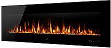 Noble Flame Vegas 1830 Schwarz - Elektrokamin
