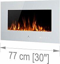 Noble Flame Vegas 770 Weiß - Elektrokamin